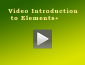 Video Introduction to Elements+